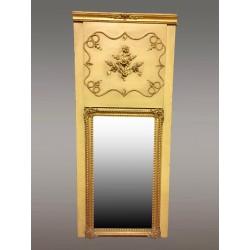 Miroir Trumeau  époque Restauration