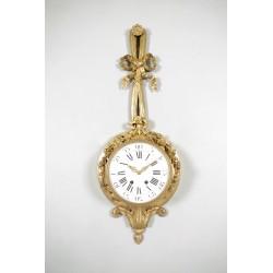 Cartel style Louis XVI bronze doré