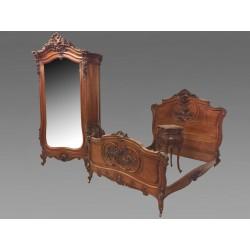 Chambre é Coucher Style Louis XV Rocaille
