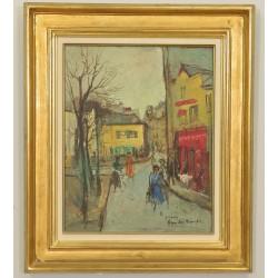 Rues De Paris Par Van Den Bussche