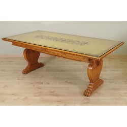 Table Style Renaissance Christian Krass