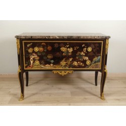 Commode En Laque Style Transition