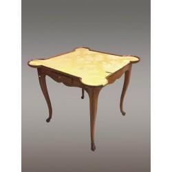 Table é Jeux Cabaret Louis XV XVIIIe Siécle