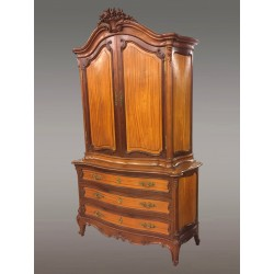 Buffet Armoire Style Louis XV