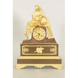 Pendule Charles X Allégorie Astrologie