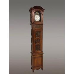 Horloge Louis XV Noyer