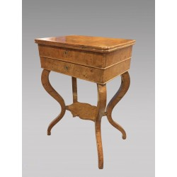 Table travailleuse Charles X